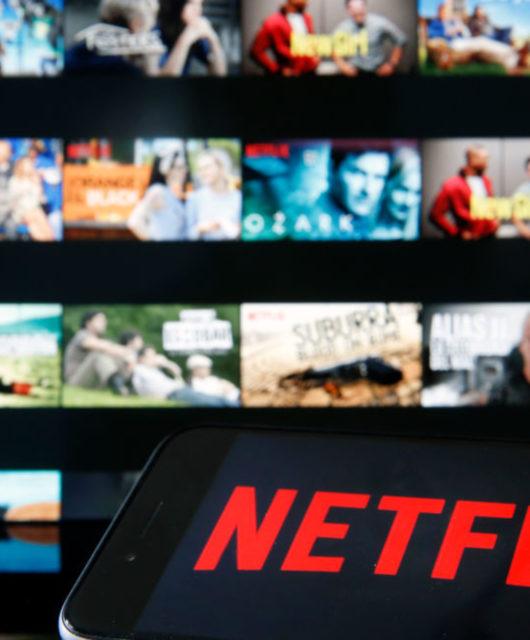 plateforme SVOD Netflix