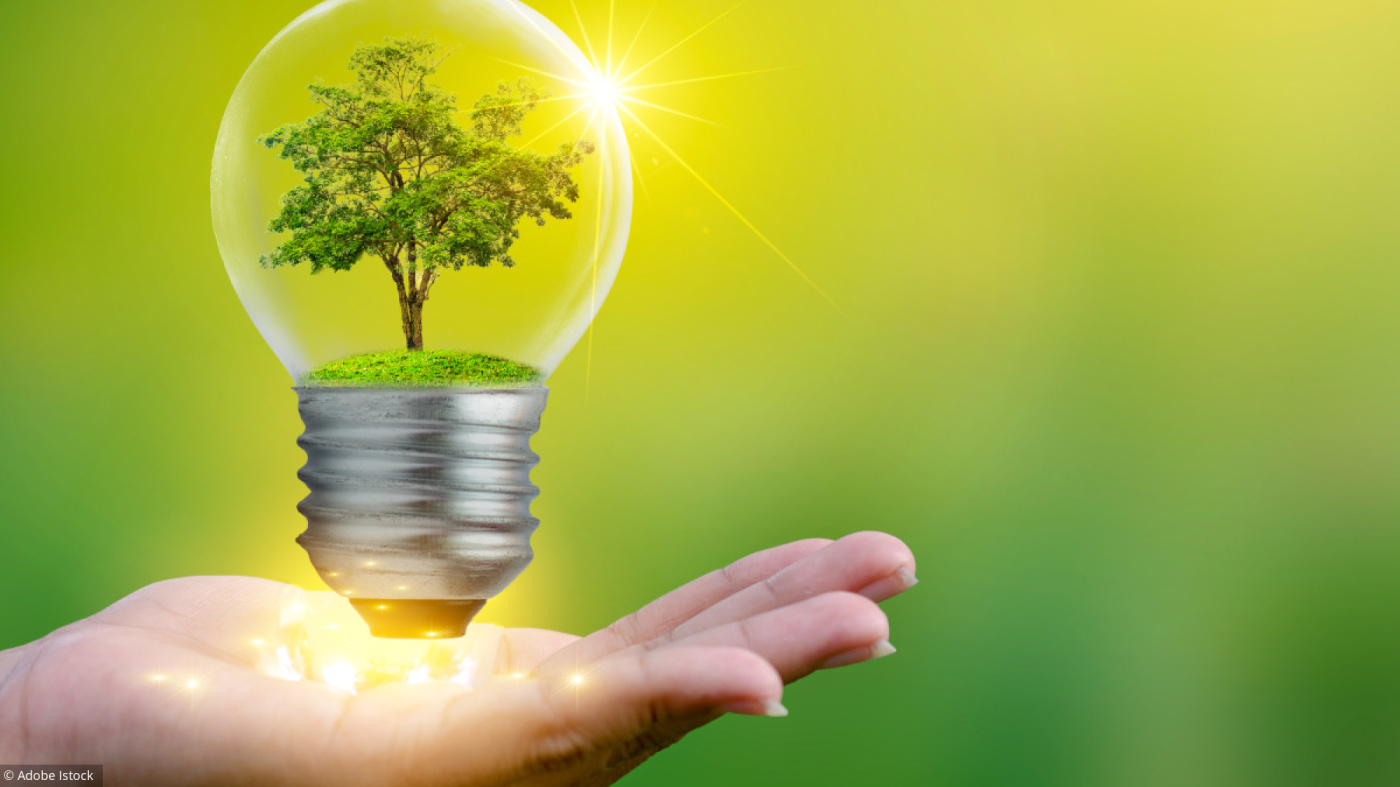 réduire son empreinte Energie verte