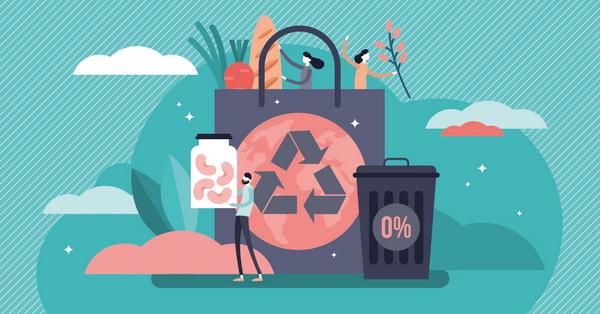 reduire son emprunte carbone seconde main