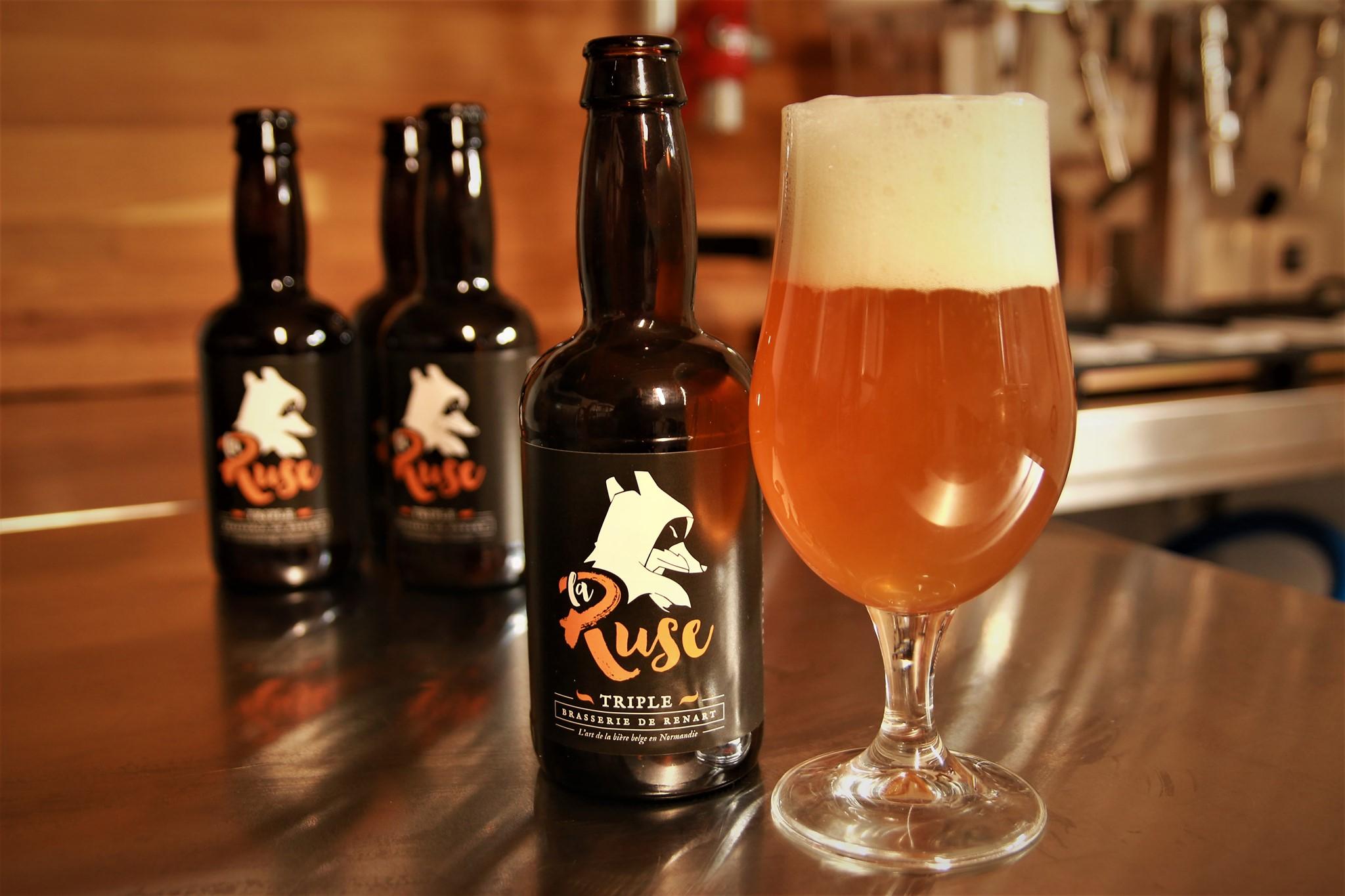 bieres La ruse brasserie de Renart