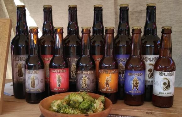 bieres brasserie des 9 mondes
