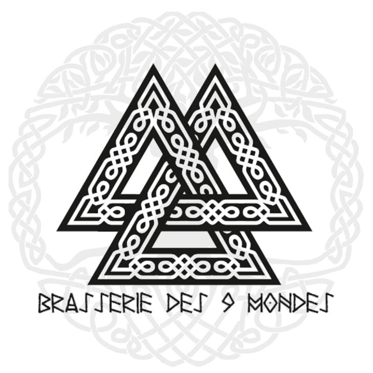 logo Brasserie des 9 mondes