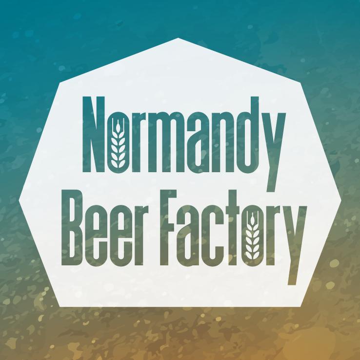 logo brasserie Normandy beer factory