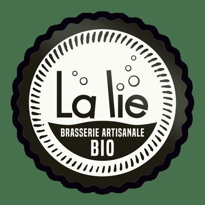 logo brasserie artisanale la lie bio