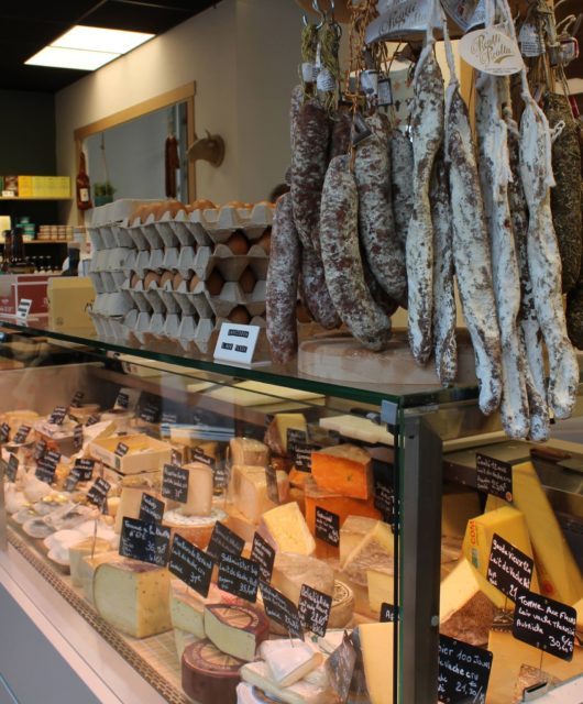 interieur fromagerie conquérant